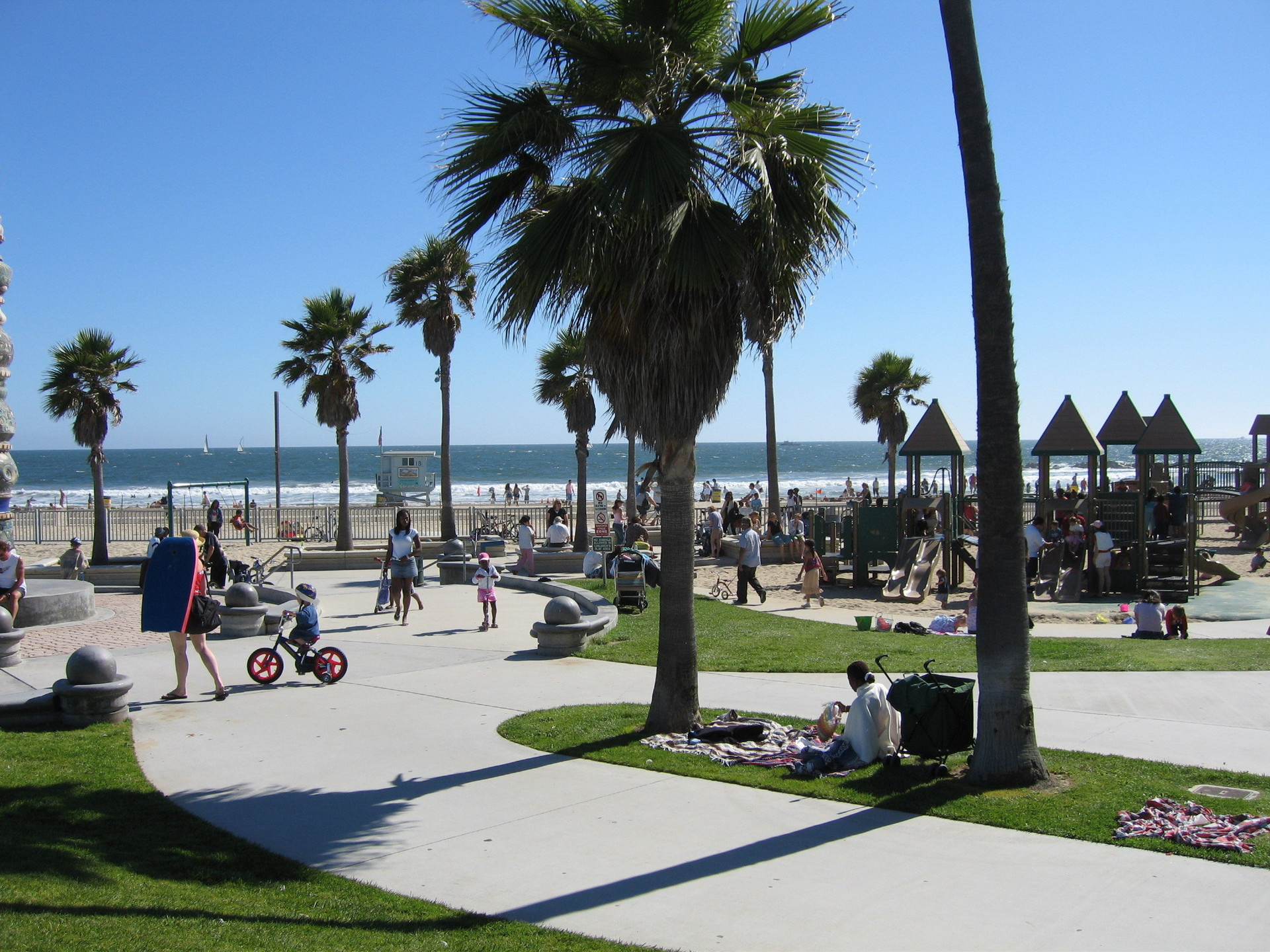 Venice Beach   los angeles Wallpaper Los Angeles 1920x1440