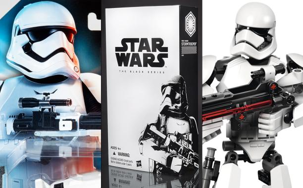 July 10 at San Diego Comic Con 2015 First TFA Toy Pictures Revealed 612x380
