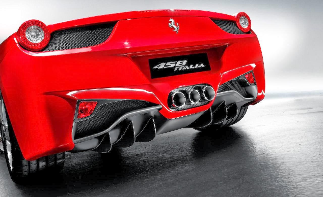 HD Wallpapers Ferrari 458 Italia Wallpapers 1280x782