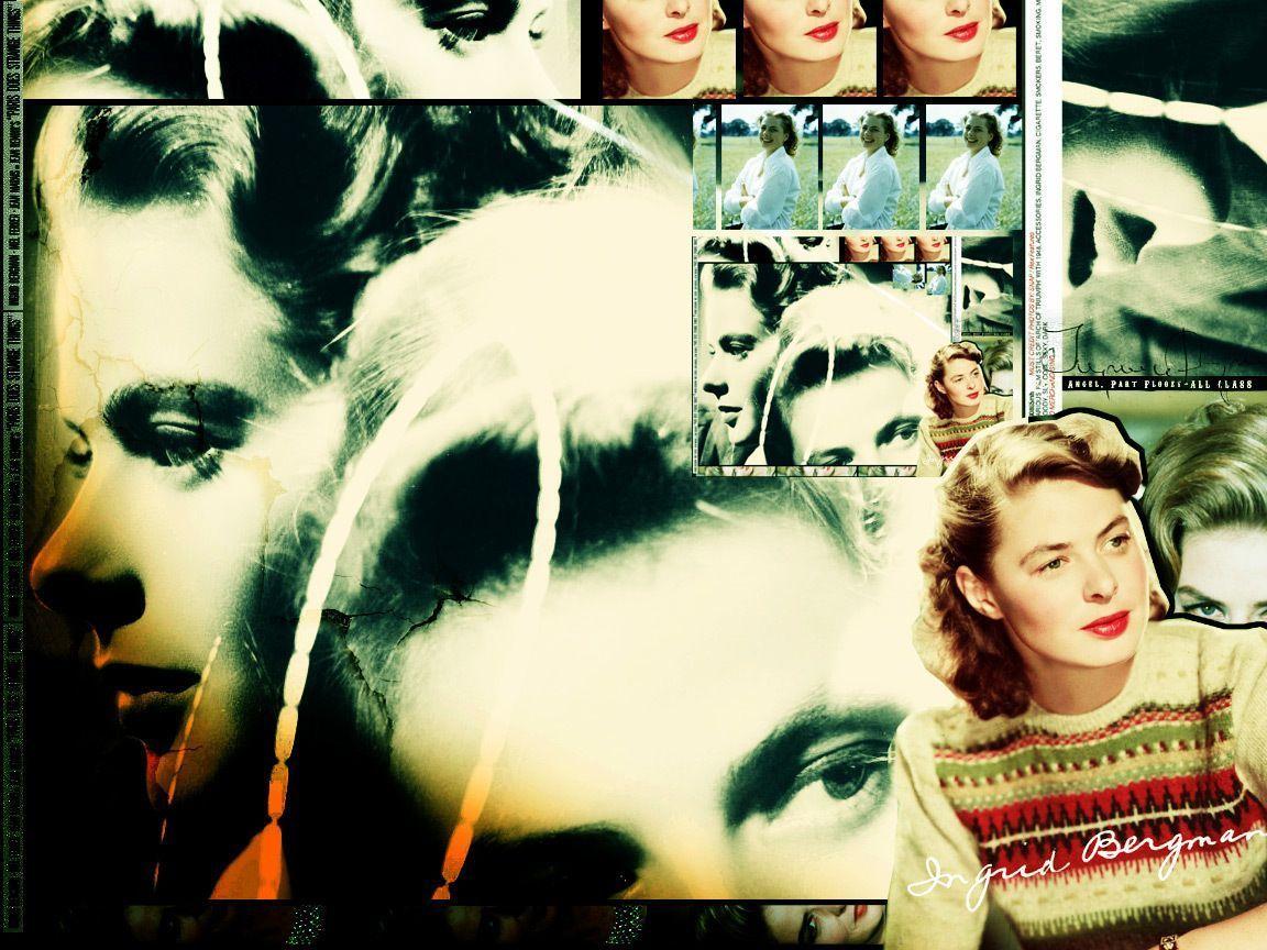 Ingrid Bergman   Ingrid Bergman Wallpaper 3833915 1152x864