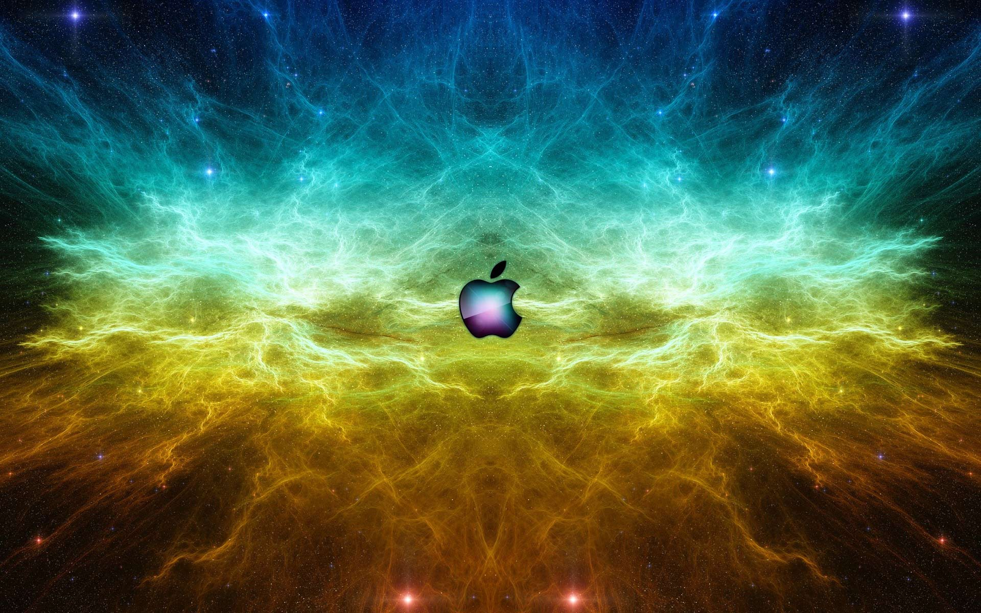 ... backgrounds Apple Nebula hd Wallpaper and make this wallpaper for your