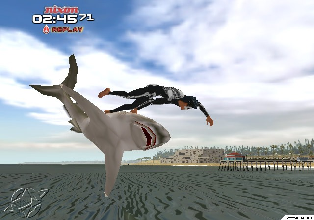 TransWorld Surf Screenshots Pictures Wallpapers   PlayStation 2 640x448