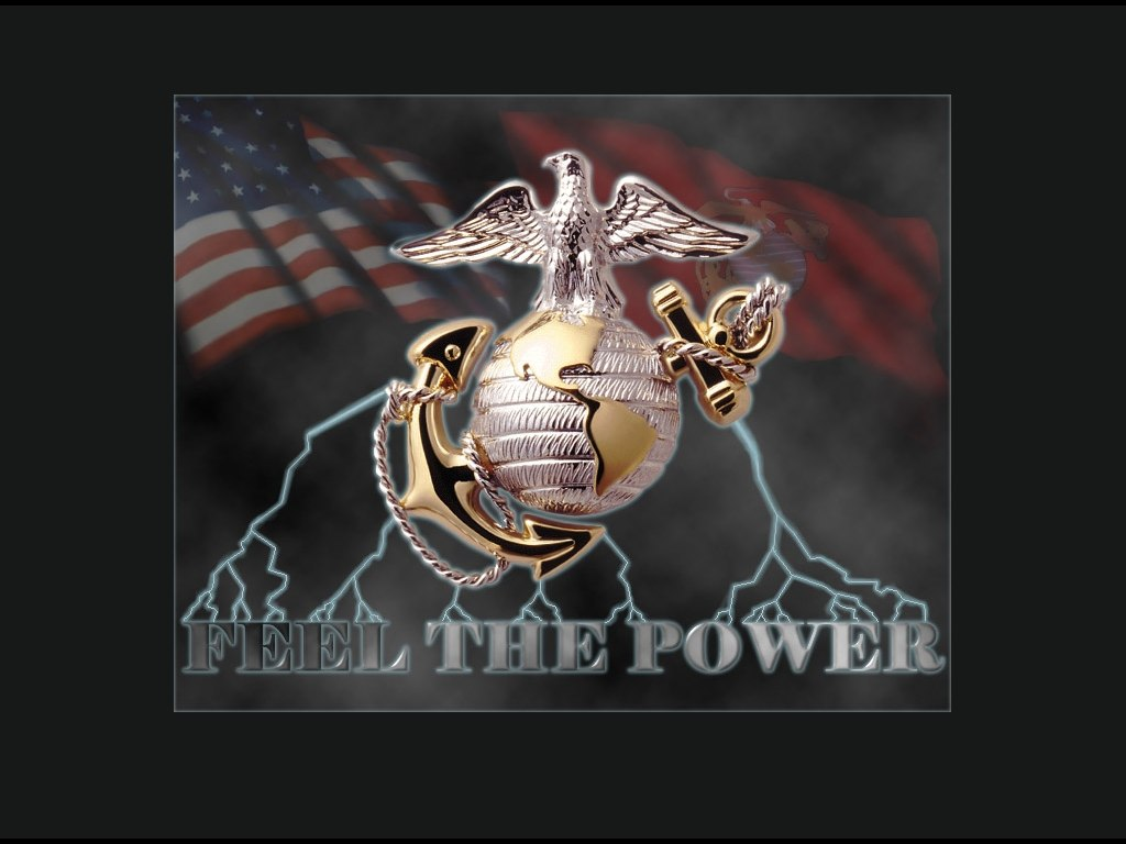 Pin United States Marine Corps Wallpaper 1024x768