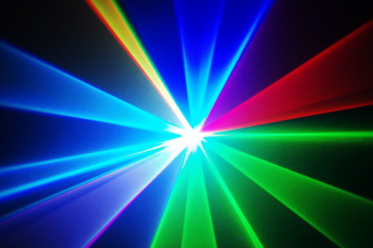 light show wallpaper wallpapersafari