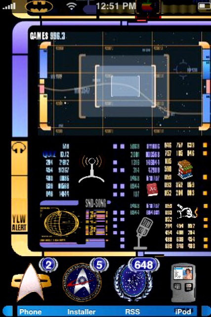 Star Trek Lcars Iphone Wallpaper   related pictures star trek lcars 427x640
