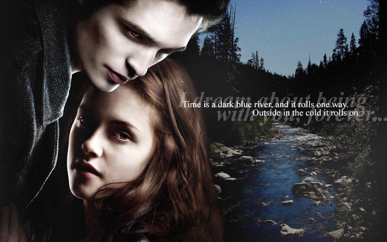 Free Download Edward Bella Wallpaper Twilight Series Wallpaper