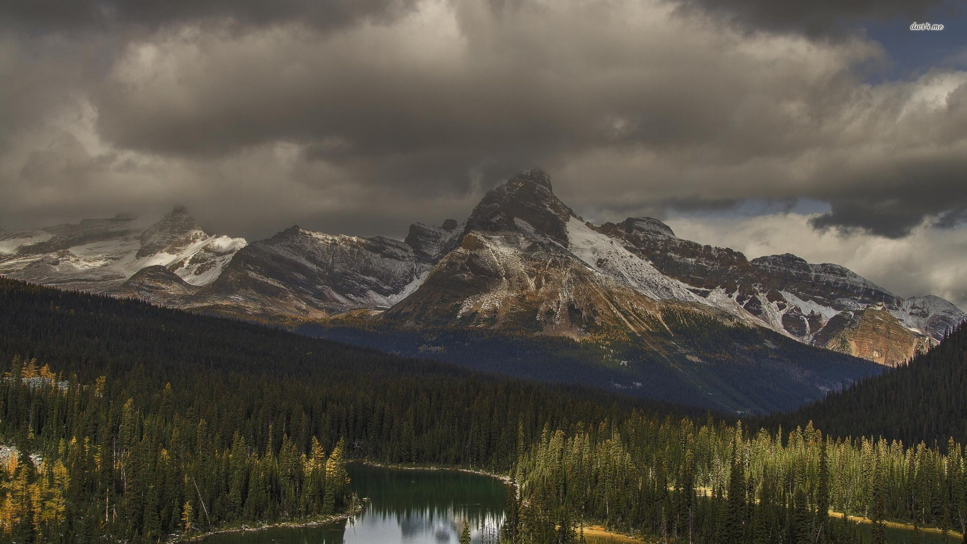 Canadian Rockies wallpaper   Nature wallpapers   34785 1920x1080