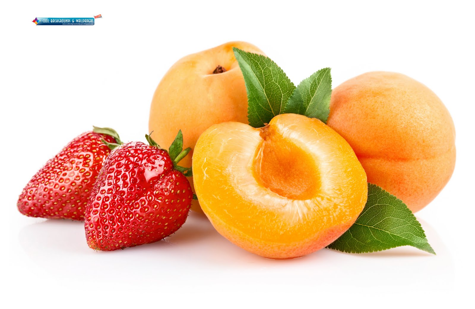 Cute Backgrounds and Wallpapers Fresh Fruits HD Wallpapers 1600x1042