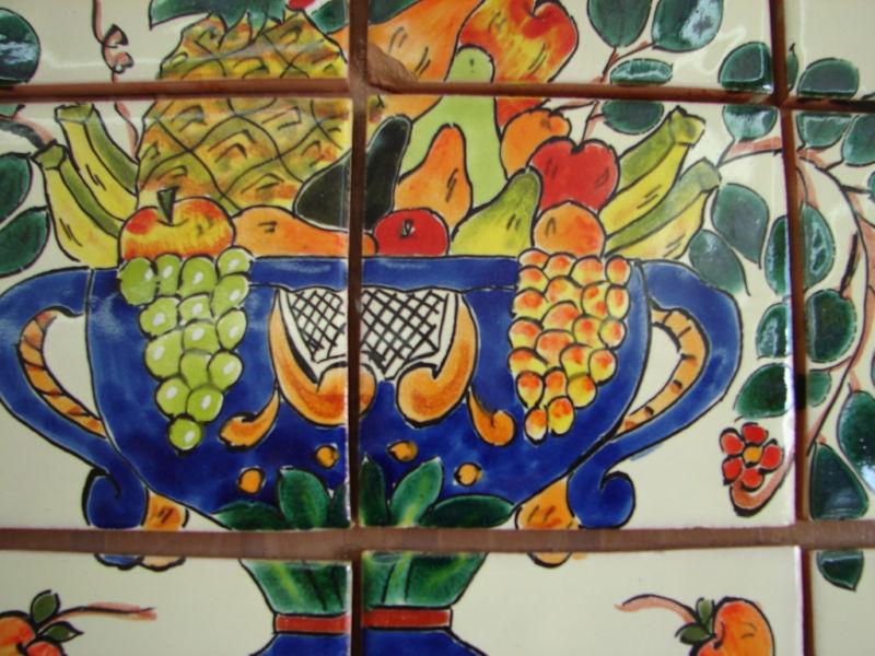 Mexican Talavera Tile Murals 800x600