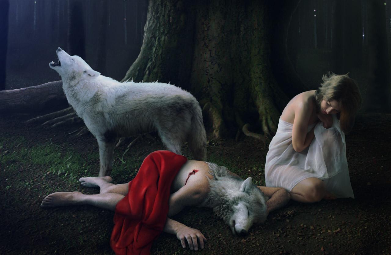 Dark Werewolf Wallpaper 2560x1600 Dark Werewolf 1280x834