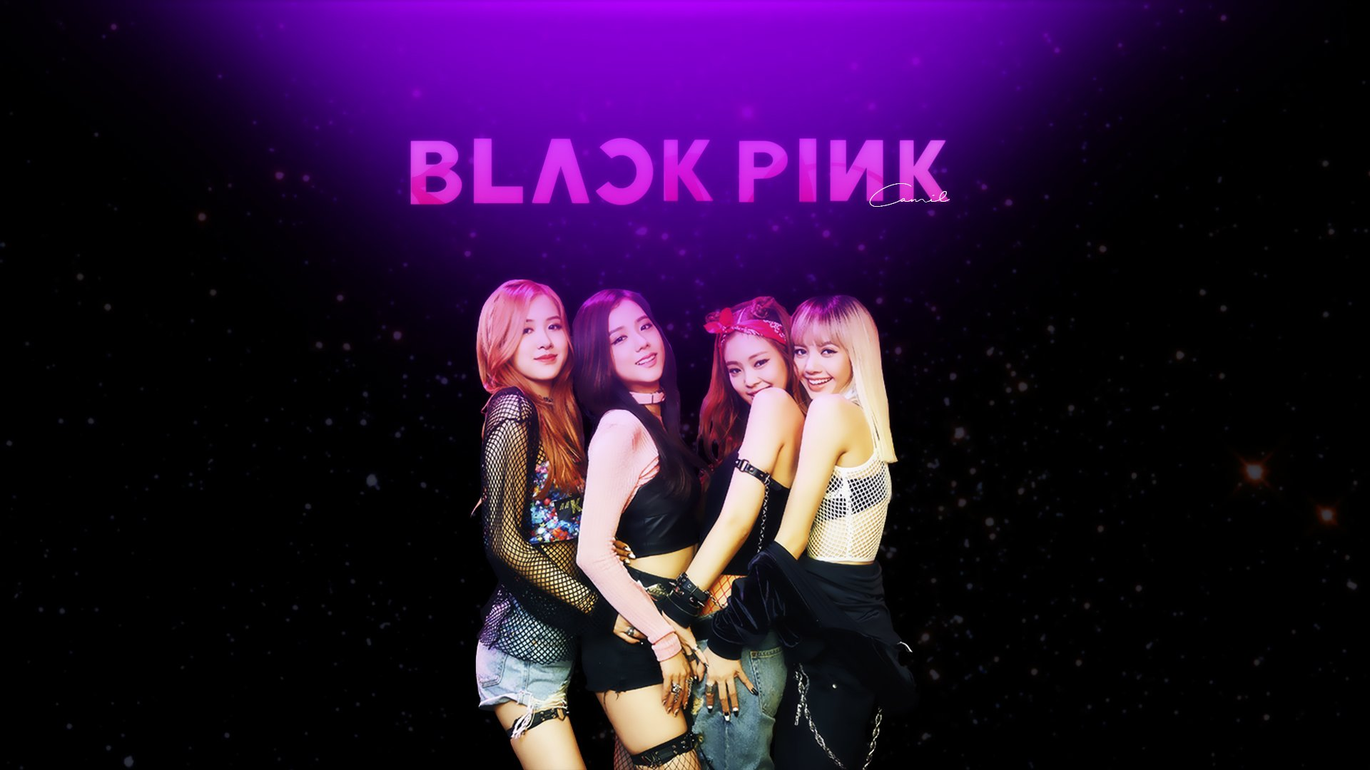 K pop BLACKPINK wallpaper HD Wallpaper Background Image 1920x1080