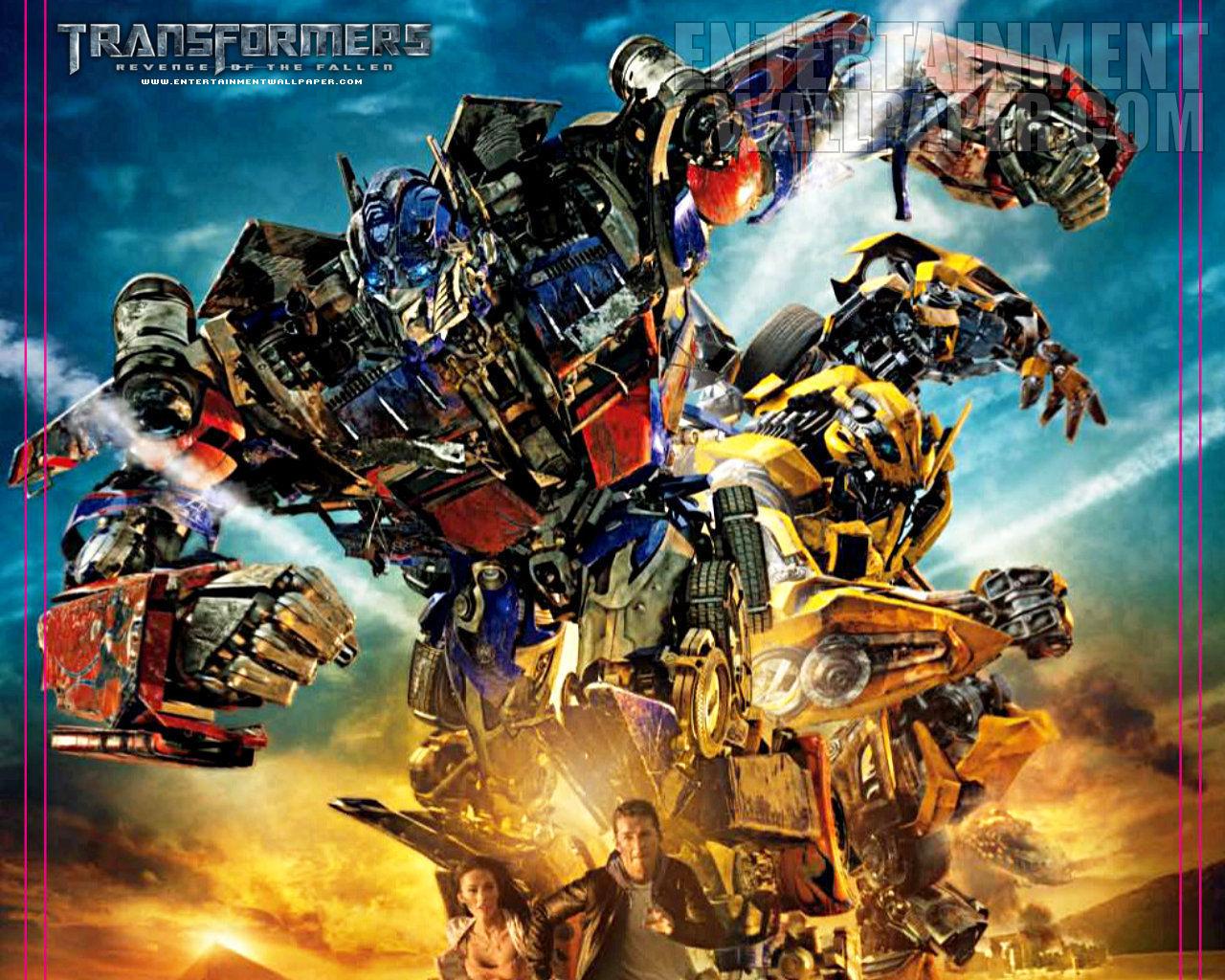 Transformers Transformers Revenge of the Fallen 1280x1024
