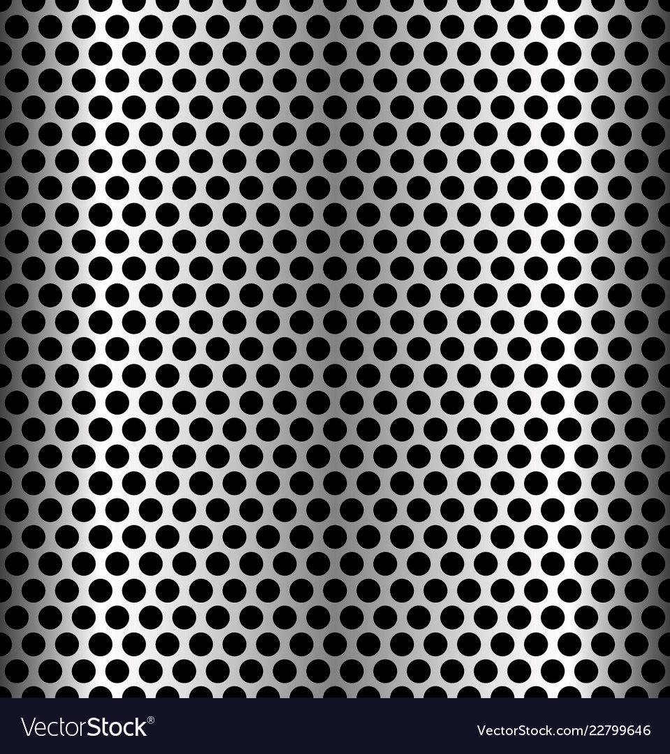 Seamless perforated metal backgrounds dimples Vector Image 959x1080