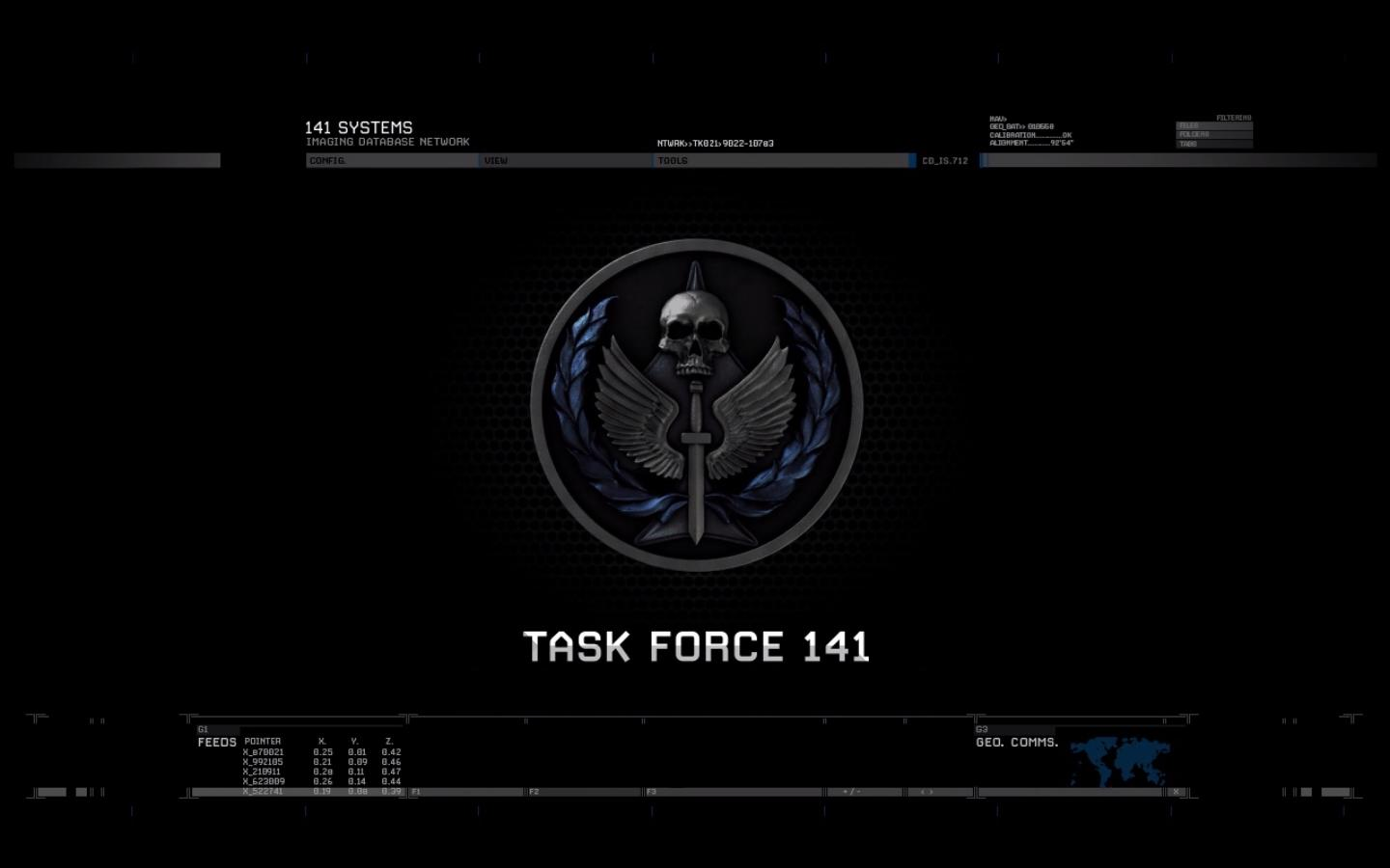 Task Force 141 Wallpapers Task Force 141 Myspace Backgrounds Task 1440x900