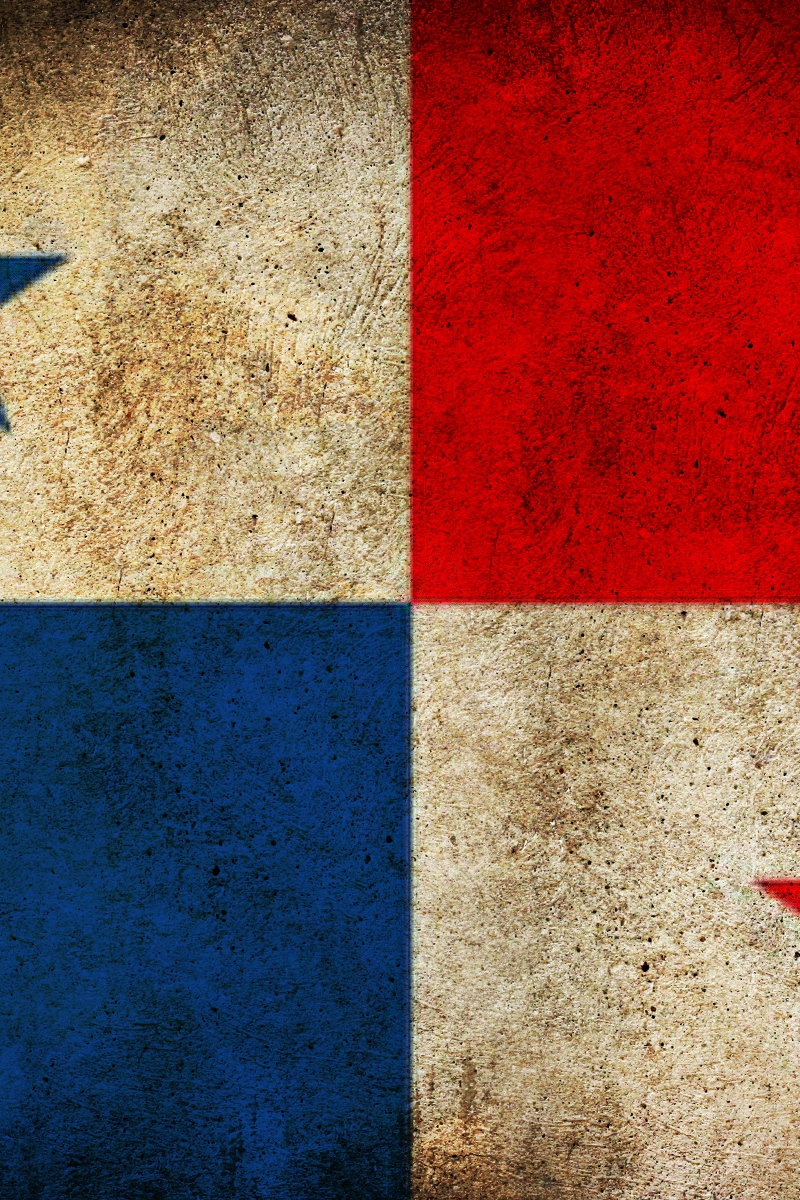 Download wallpaper 800x1200 panama flag mud texture iphone 4s4 800x1200