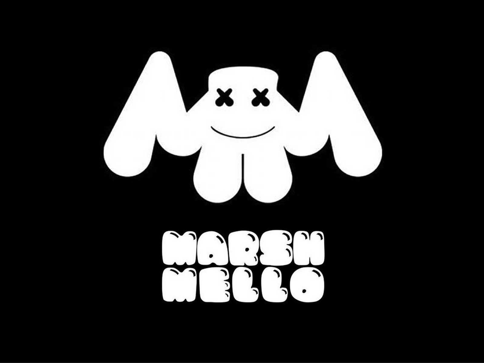 Free Download Marshmello Wallpapers 1600x1200 For Your