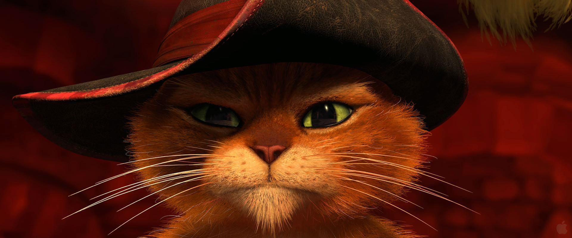Кот в сапогах аватарка