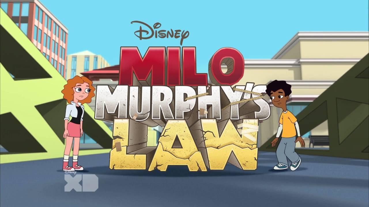 Milo Murphy 1280x720