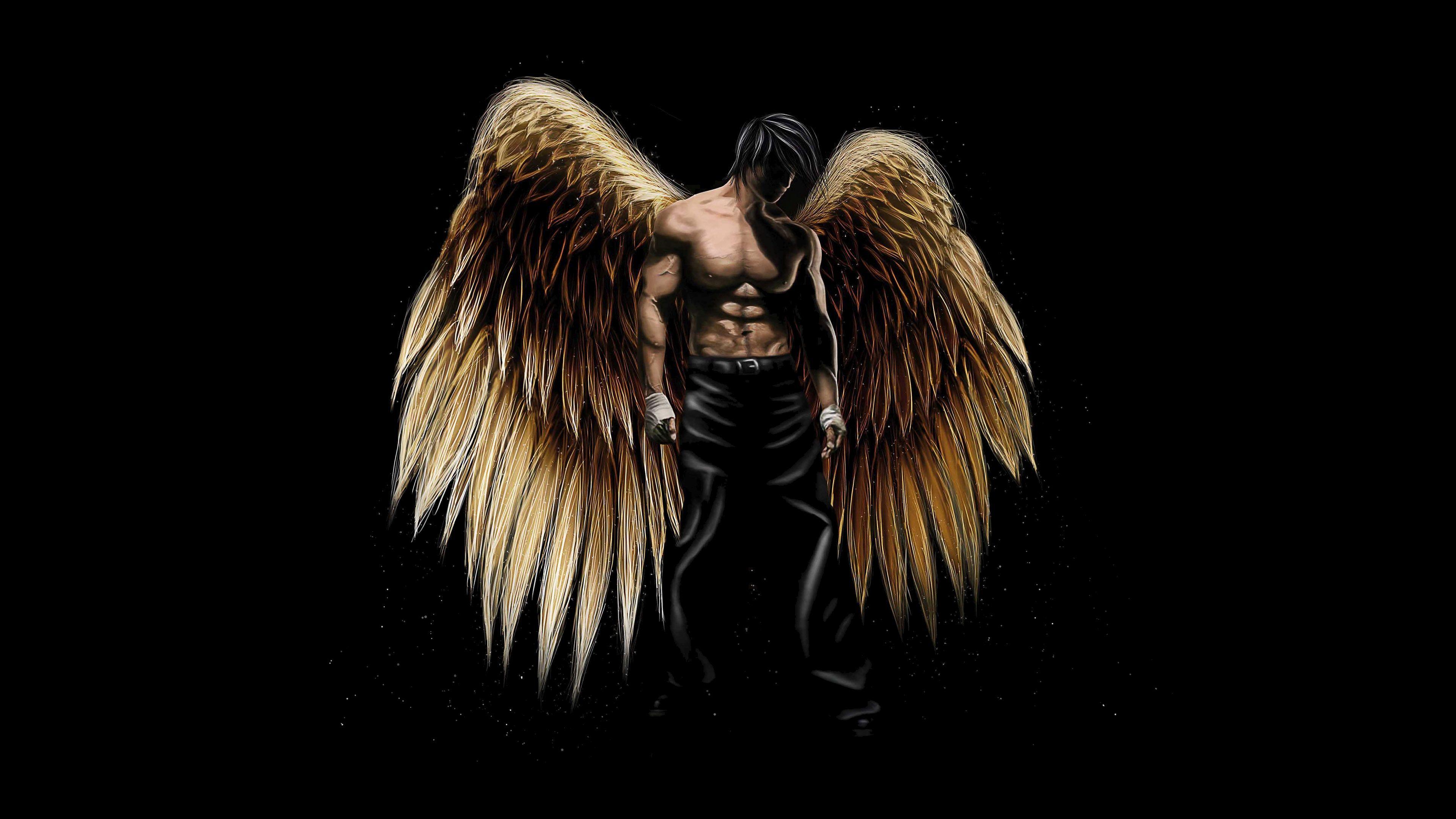 Black Angel Wallpapers 79 Wallpapers Hd Wallpapers   Uhd Angel 3840x2160