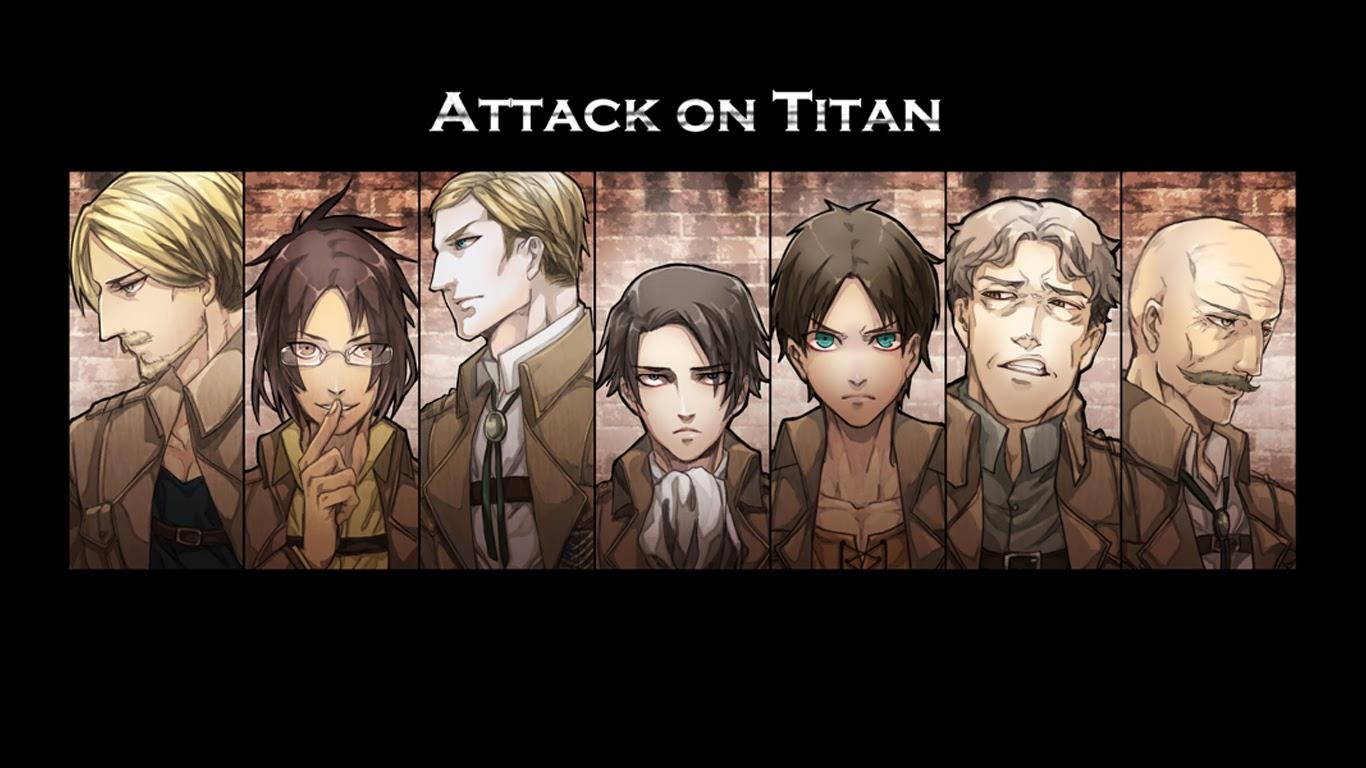 attack on titan shingeki no kyojin hd wallpaper 1366x768 5c 1366x768