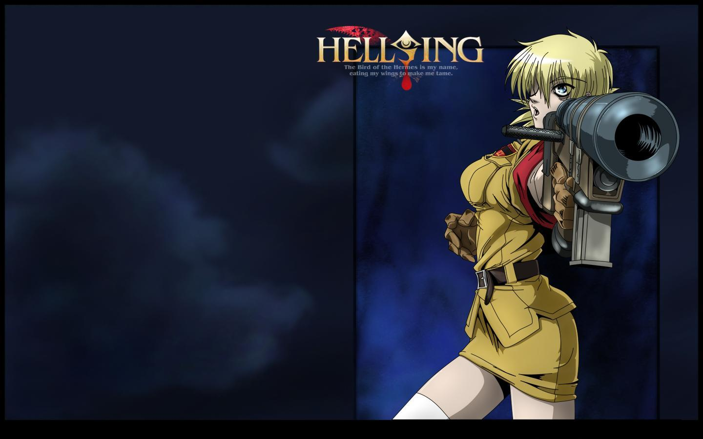 Seras Victoria Wallpapers 1440x900
