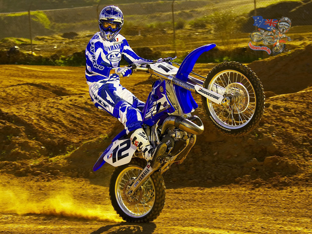 Supercross girls wallpaper
