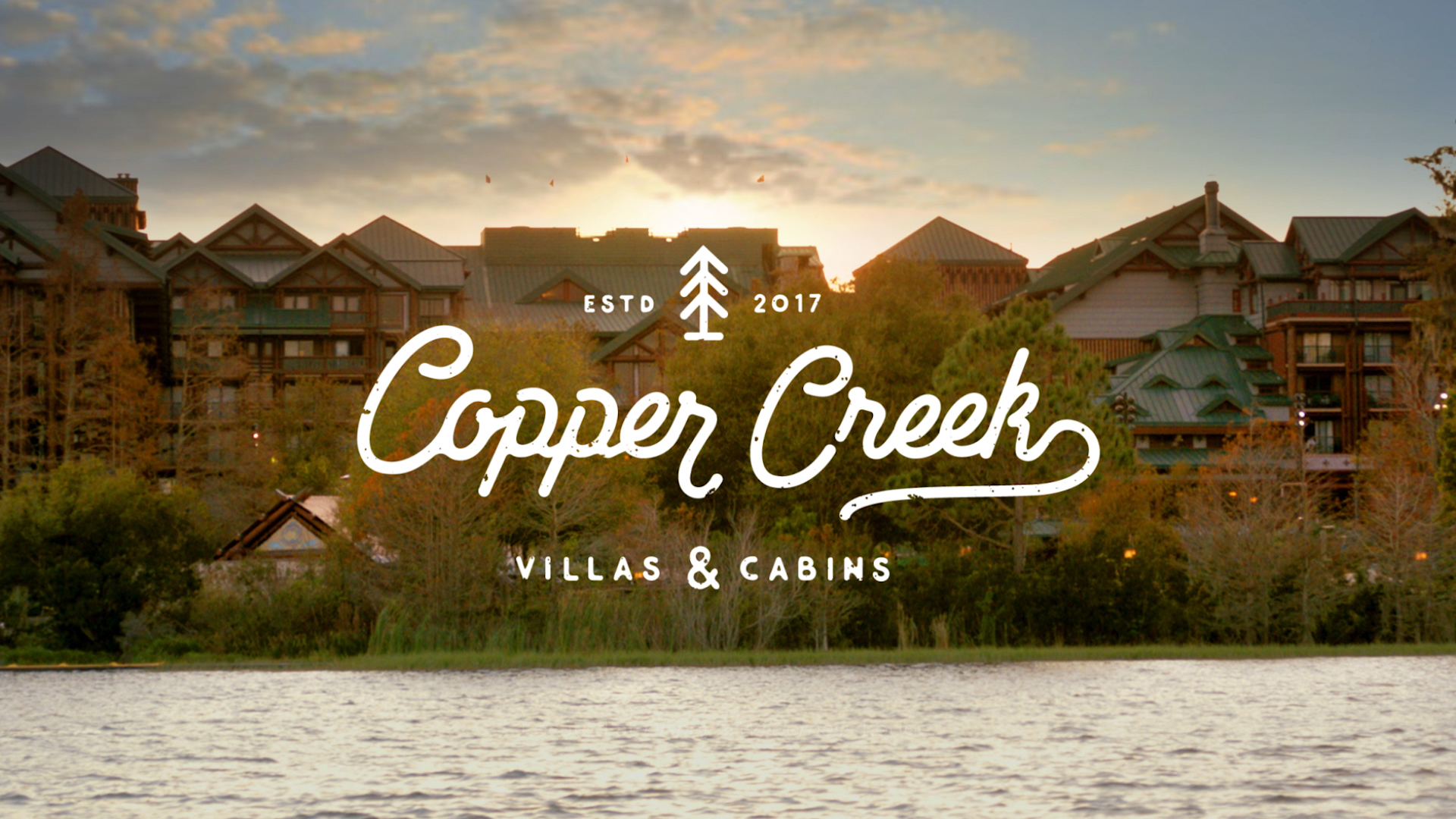 Explore New Copper Creek Villas Cabins Disney Vacation Club 1920x1080