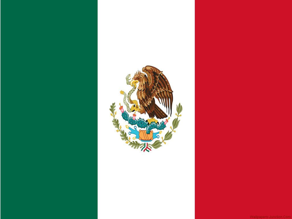 Mexico Flag Wallpapers 1024x768