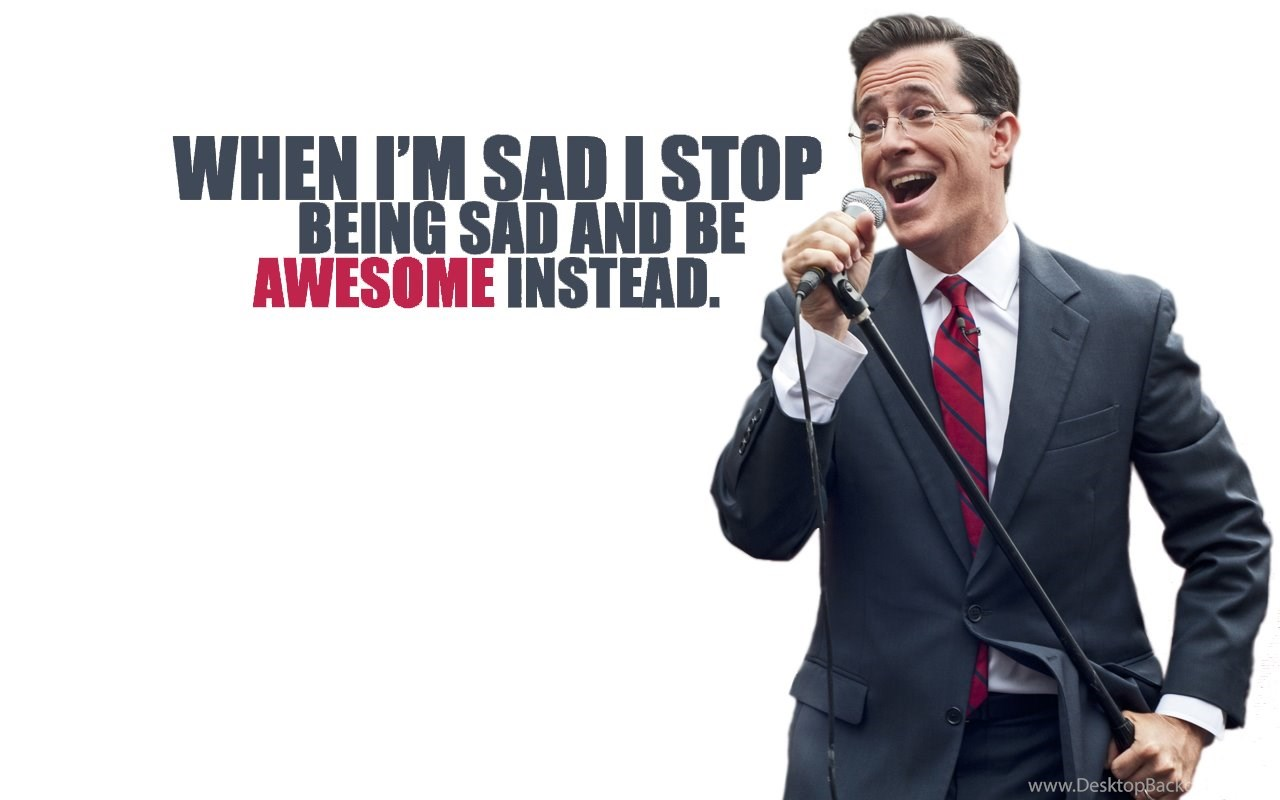 Stephen Colbert Wallpaper 12   1280 X 800 stmednet 1280x800