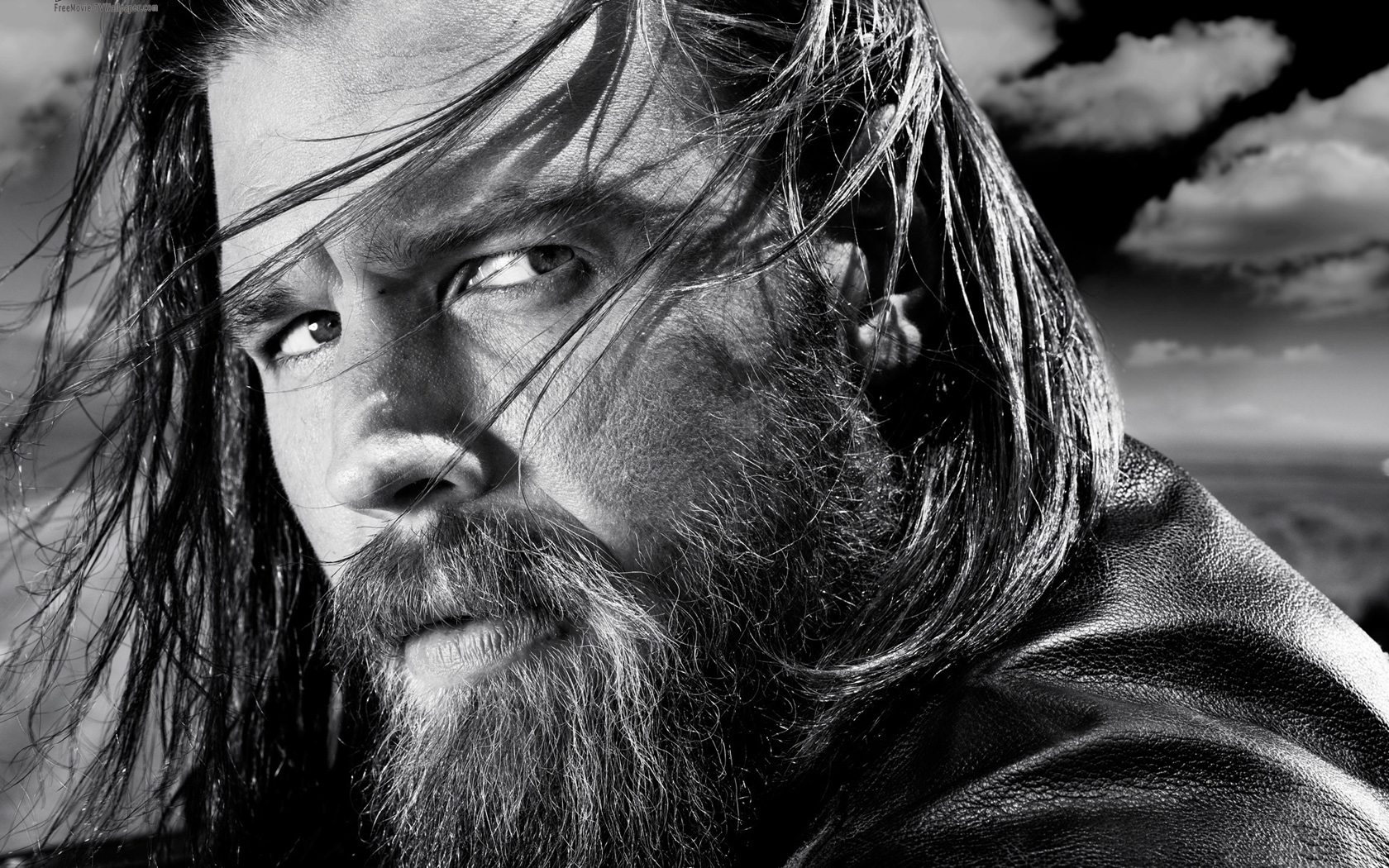 Free Download Sons Of Anarchy Wallpaper Soa Opie Widescreen