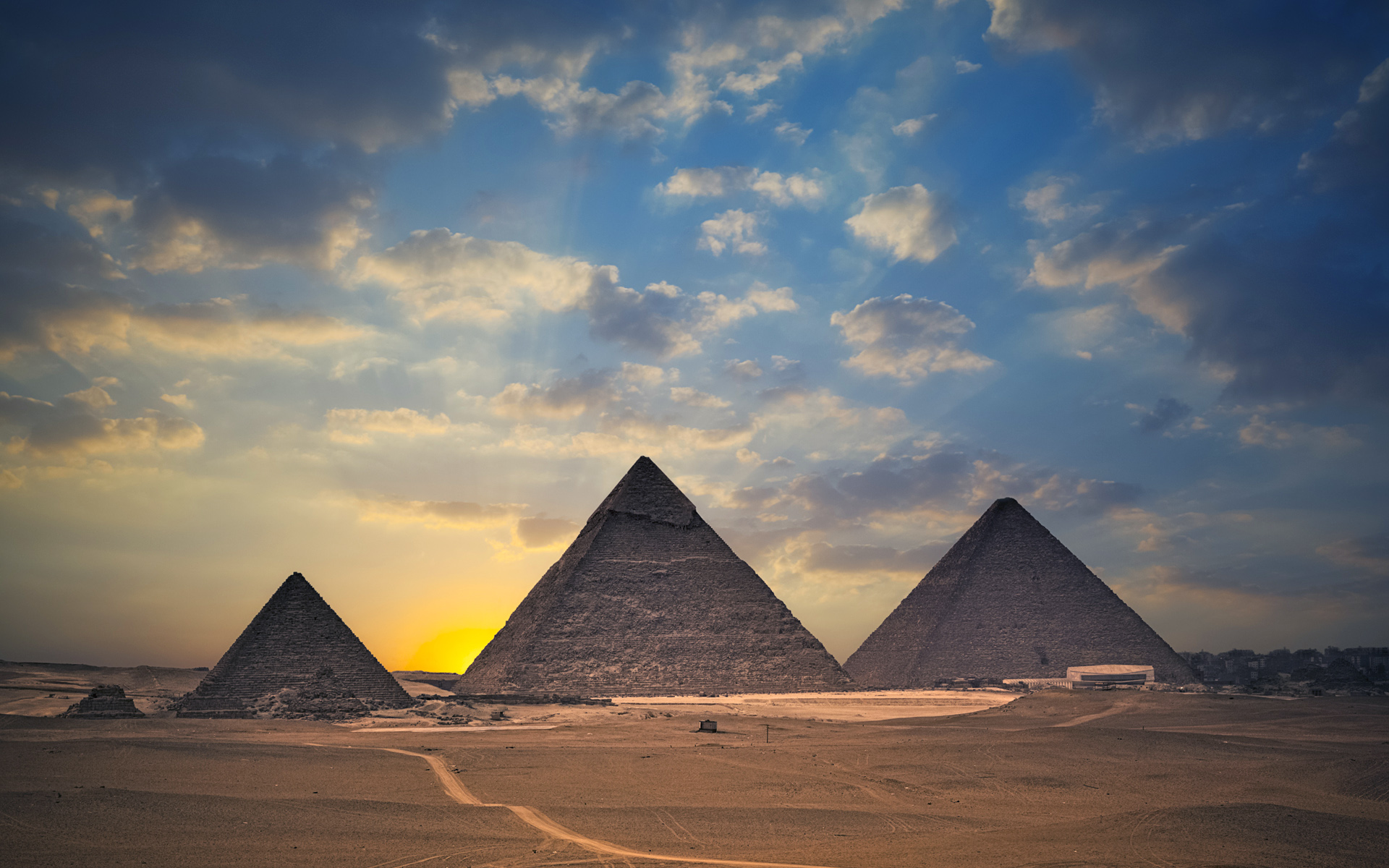 Egypt Pyramids Wallpapers HD Wallpapers 1920x1200