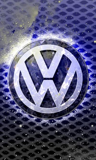 Vw Logo   Wallpaper Download   MobCup 400x667