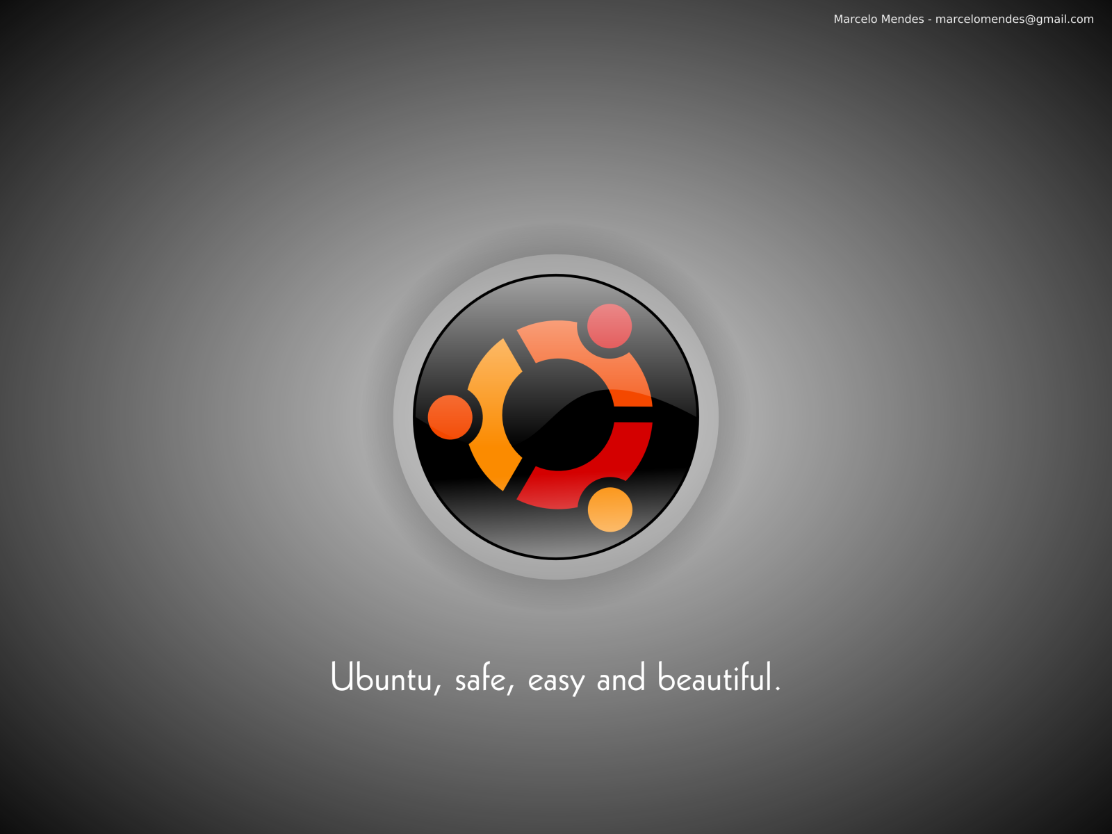 ubuntu wallpaper easy 250x250 Wallpapers Ubuntu 1600x1200