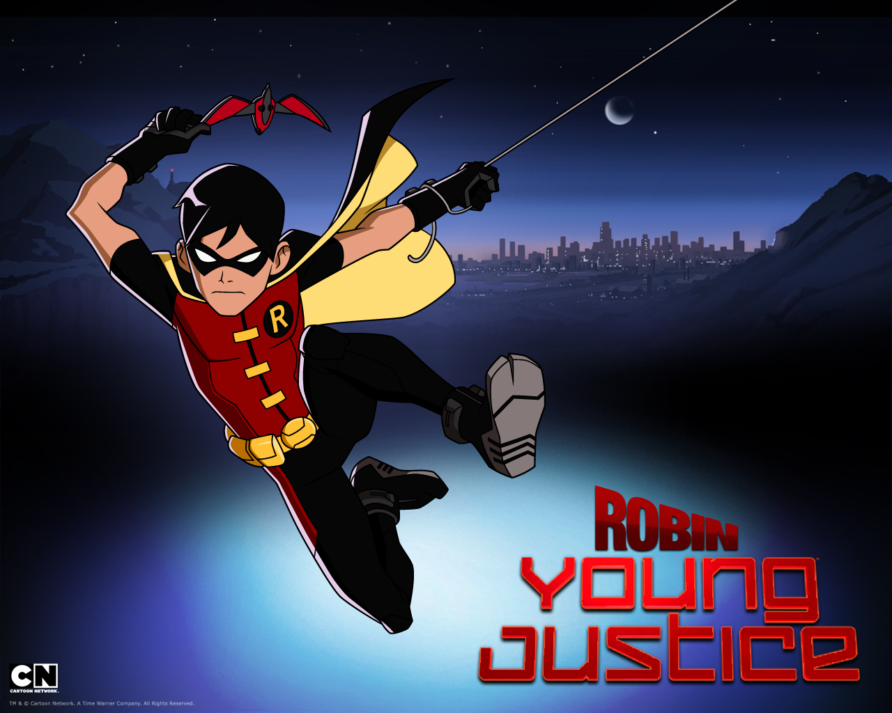 Teen Titans vs Young Justice images Robin HD wallpaper 1280x1024