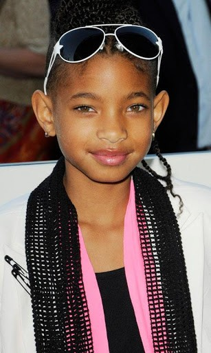View bigger   Willow Smith Live Wallpaper for Android screenshot 307x512