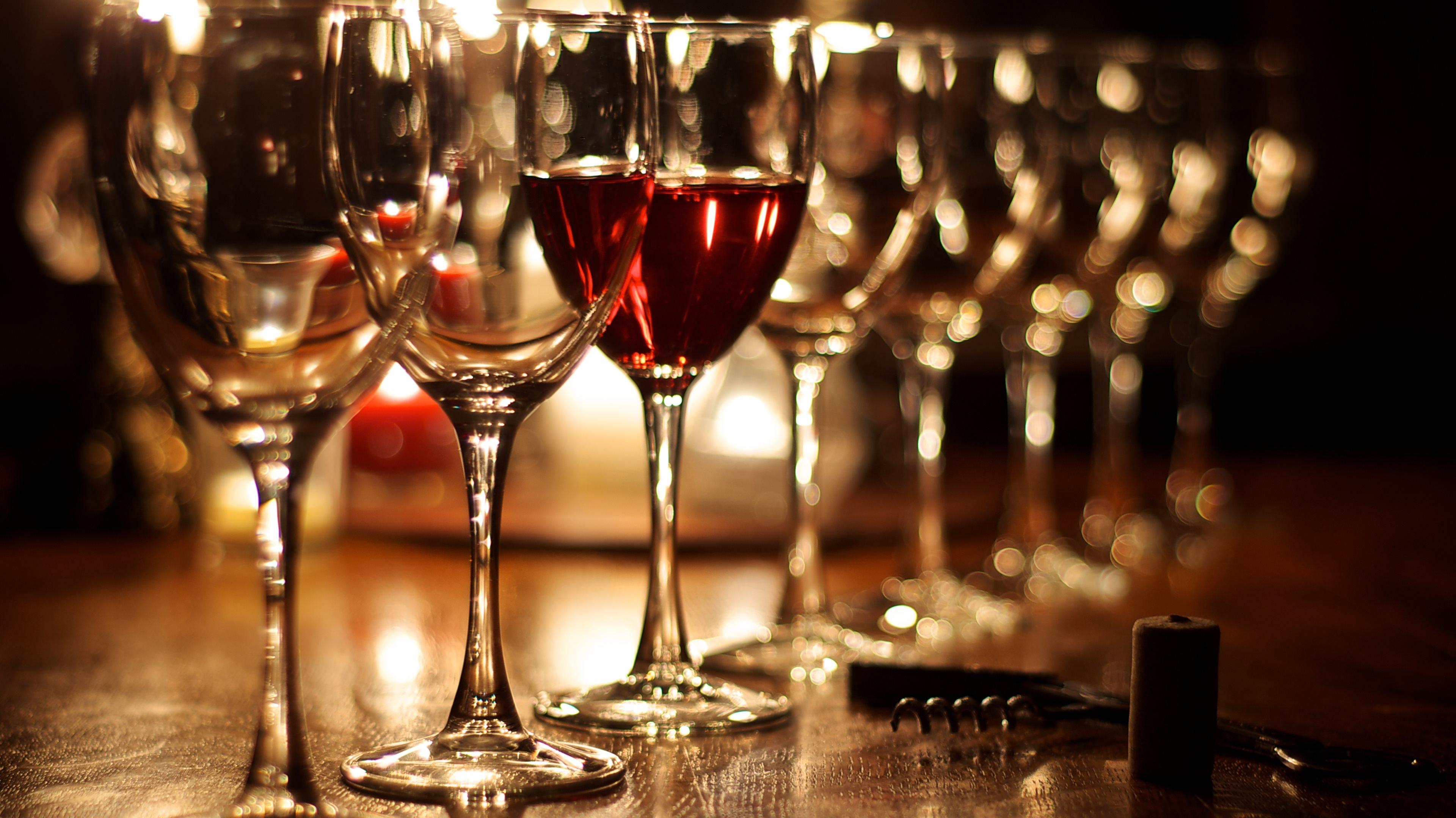 Wine Glass 4k Desktop Wallpaper 530 3840x2160 px PickyWallpaperscom 3840x2160