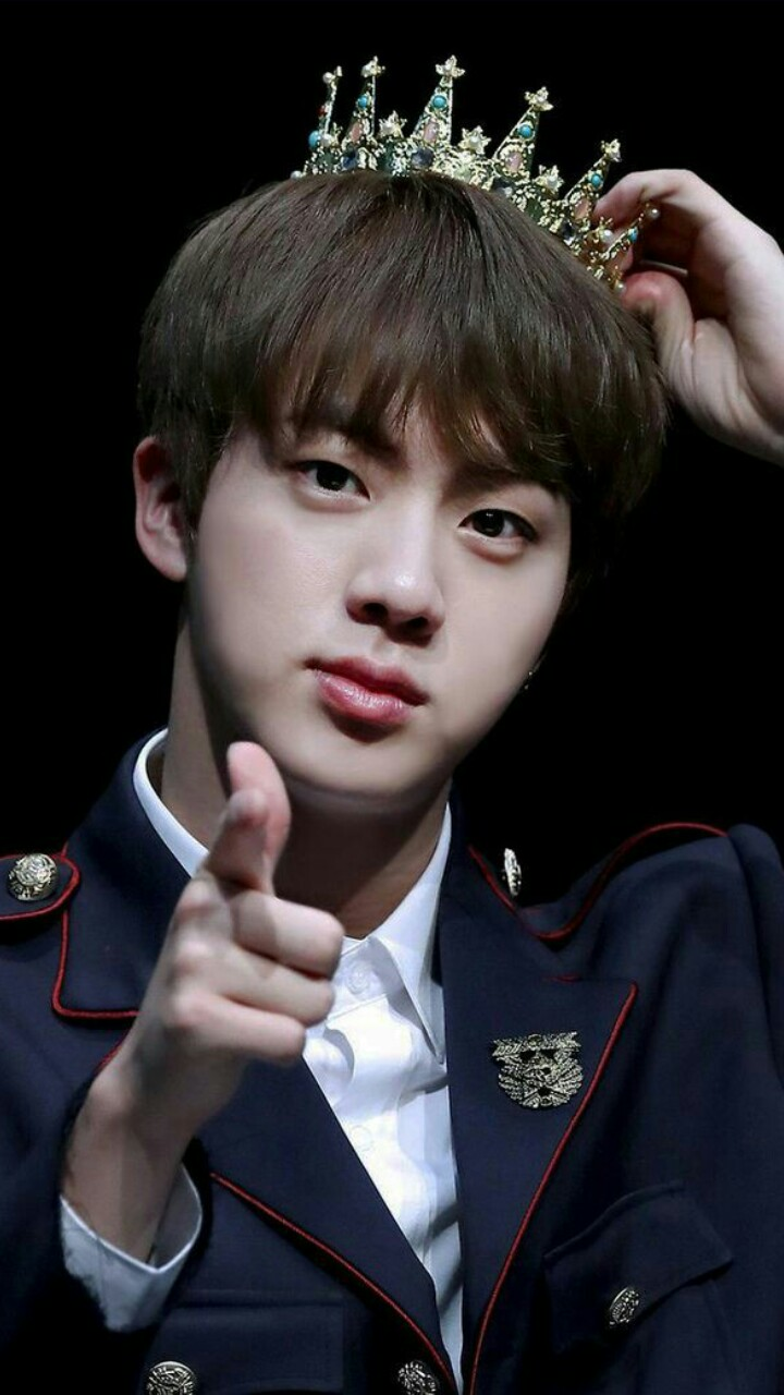 97 Jin Bts Wallpapers On Wallpapersafari