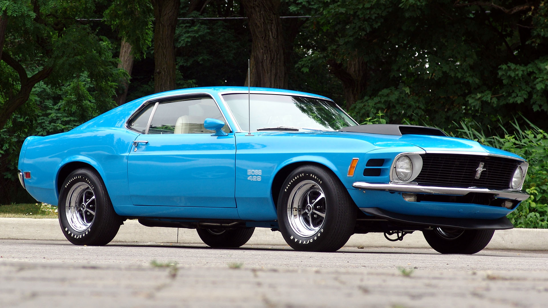 Cars Muscle Wallpaper 1920x1080 Cars Muscle Cars Ford Mustang 1920x1080