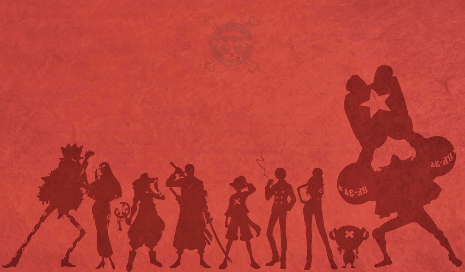 One Piece Wallpaper One Piece Wallpaper   Straw Hat Pirates After 1600x935