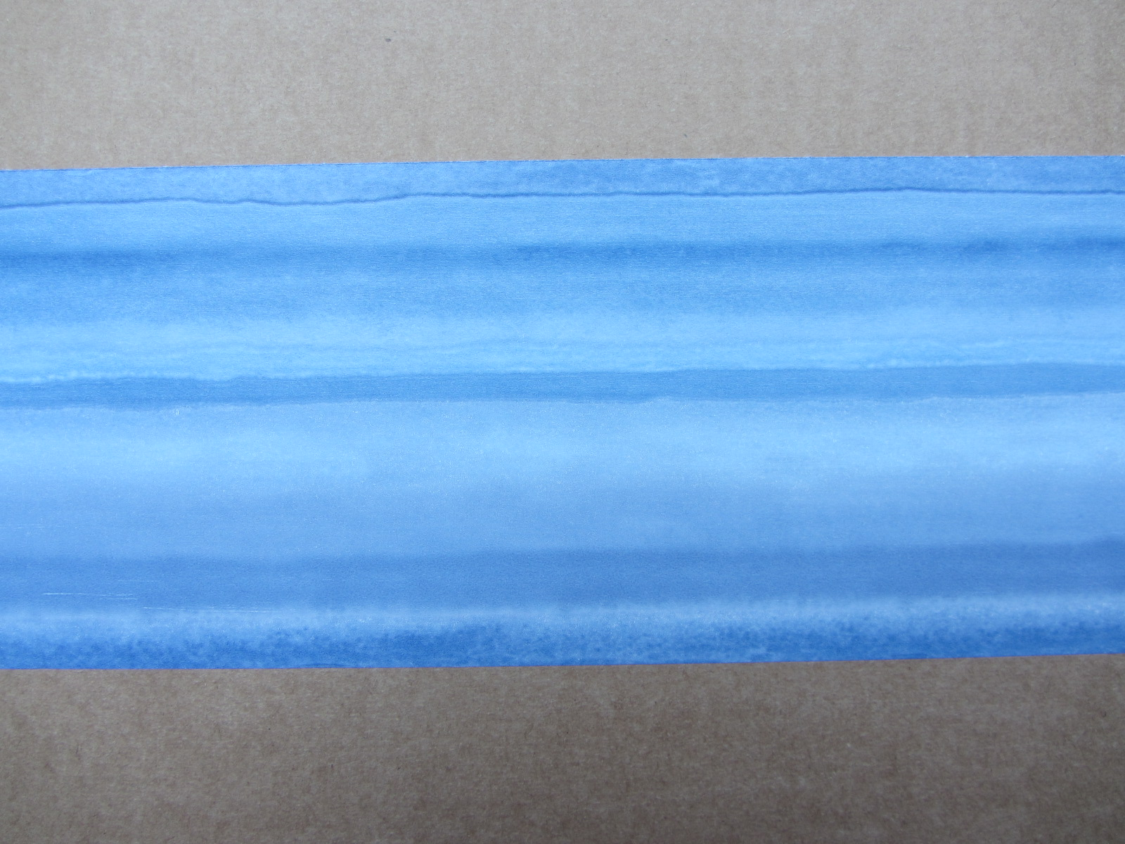 SHADES OF BLUE WALLPAPER BORDER SELF ADHESIVE BEDROOM 5 x 12 30243 1600x1200