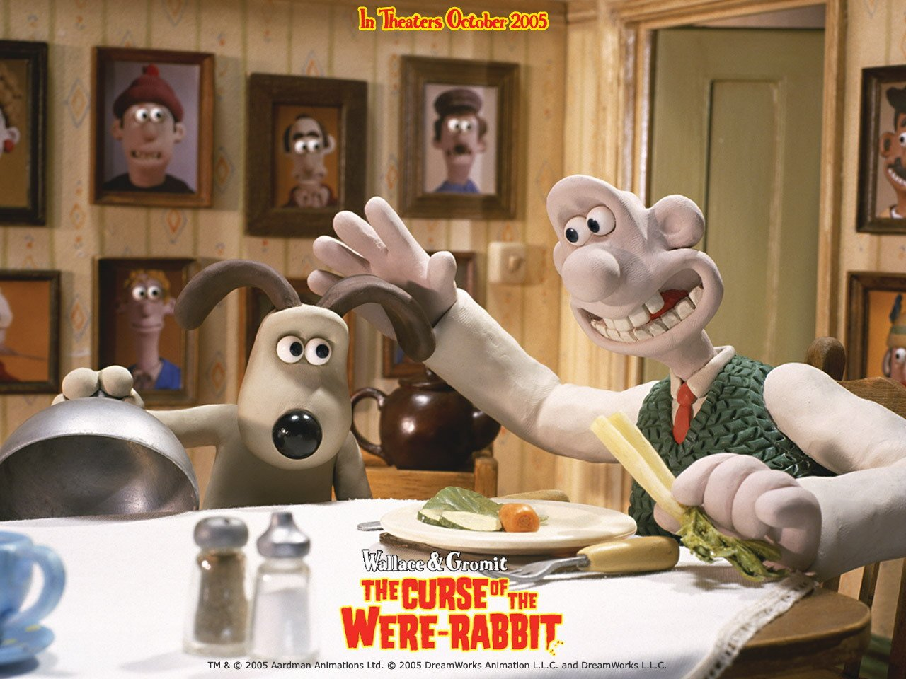 Free Download Wallace And Gromit The Curse Of The Were Rabbit 2005 Wallpaper 1280x960 For Your Desktop Mobile Tablet Explore 68 Wallace And Gromit Wallpaper Wallace And Gromit Wallpaper
