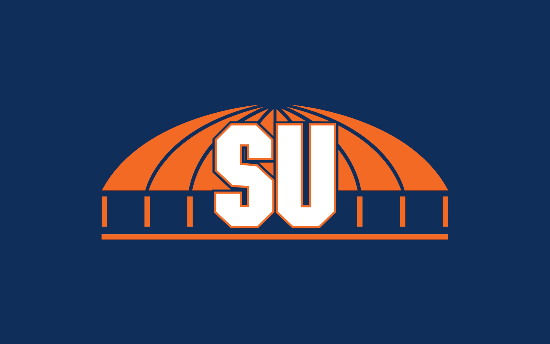 Syracuse Logo Wallpaper 1920x1200