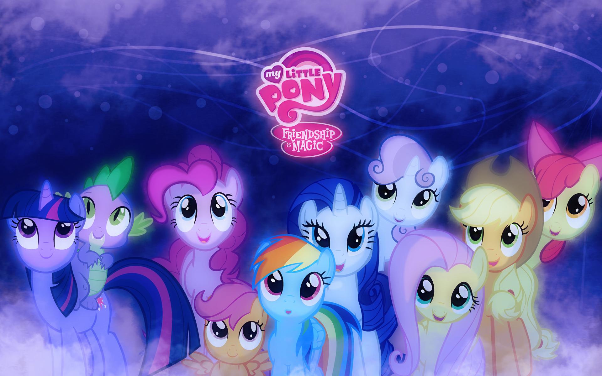 49 My Little Pony Wallpaper Free On Wallpapersafari