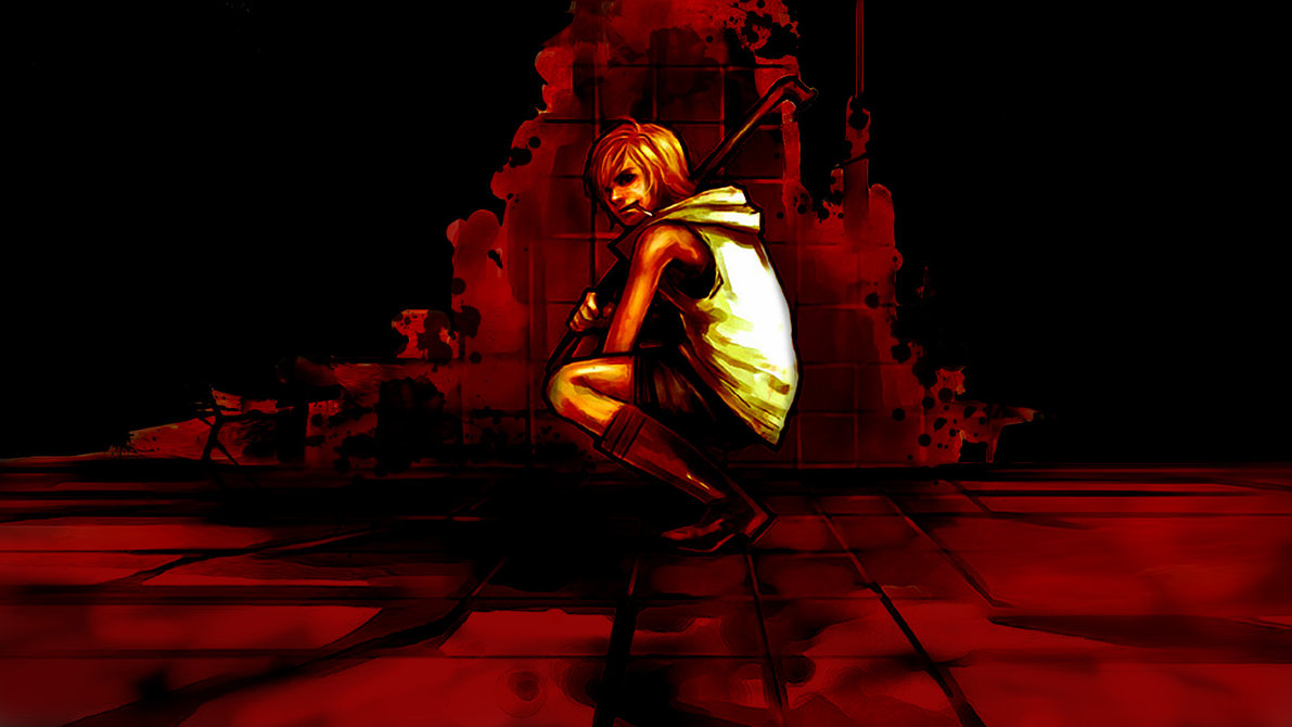 Silent Hill 3 Bloody Wallpaper v20 by Razpootin 1191x670