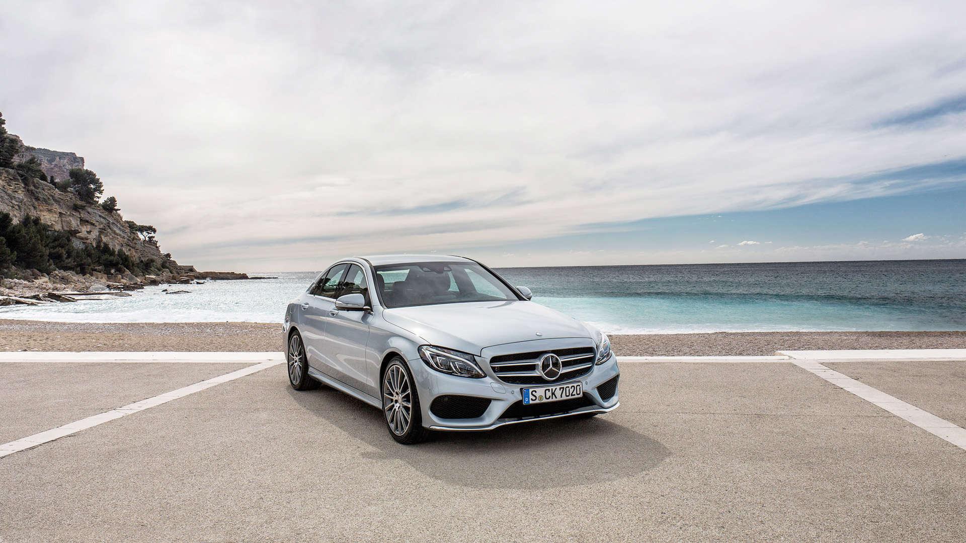 Wallpaper 2015 Mercedes Benz C400 4MATIC HD Wallpaper 1080p Upload 1920x1080