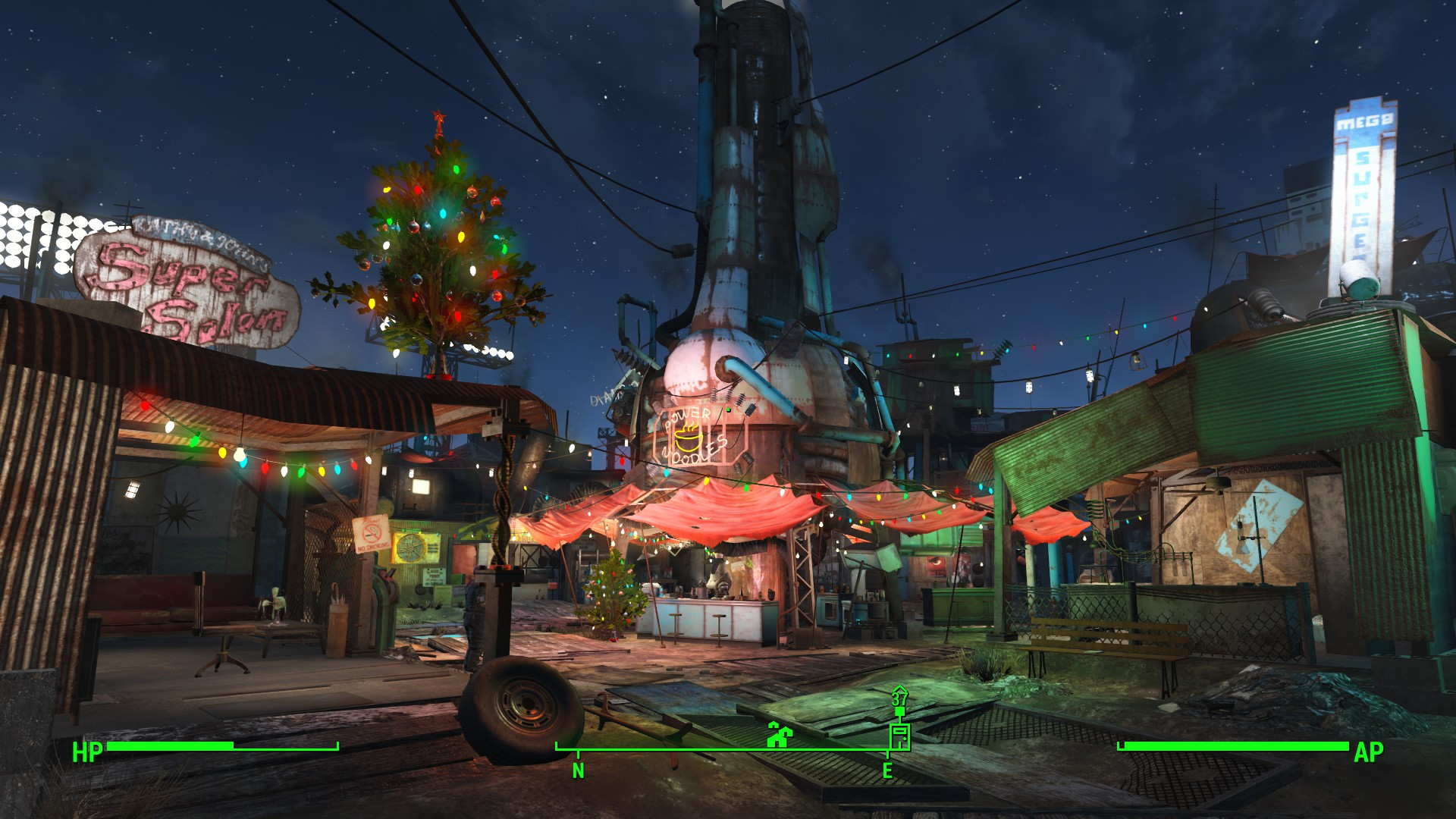fallout 4   Is there anything special about Christmas Day   Arqade 1920x1080