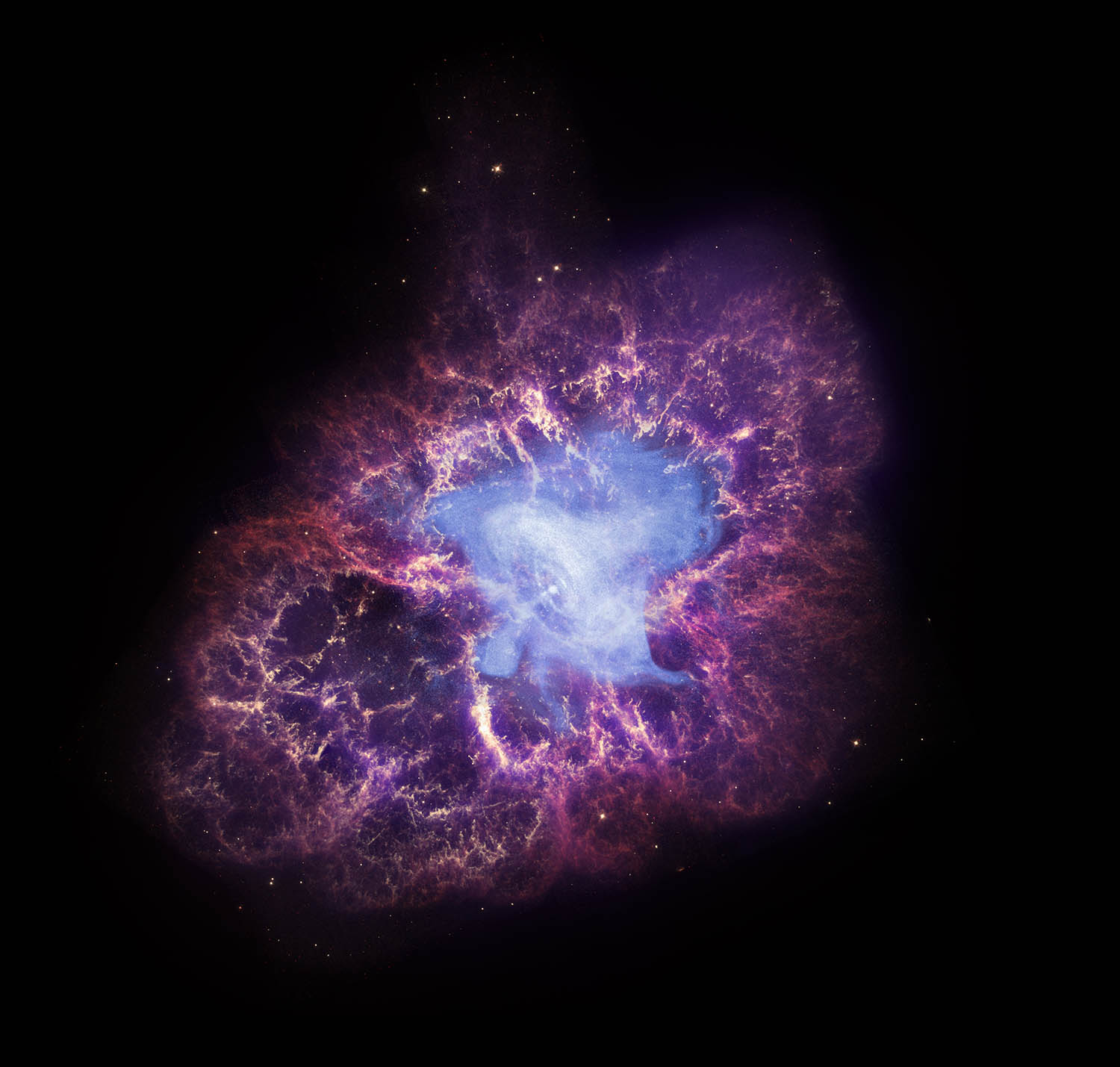 Crab Nebula Nasa 2270 Hd Wallpapers in Space   Imagescicom 1500x1429