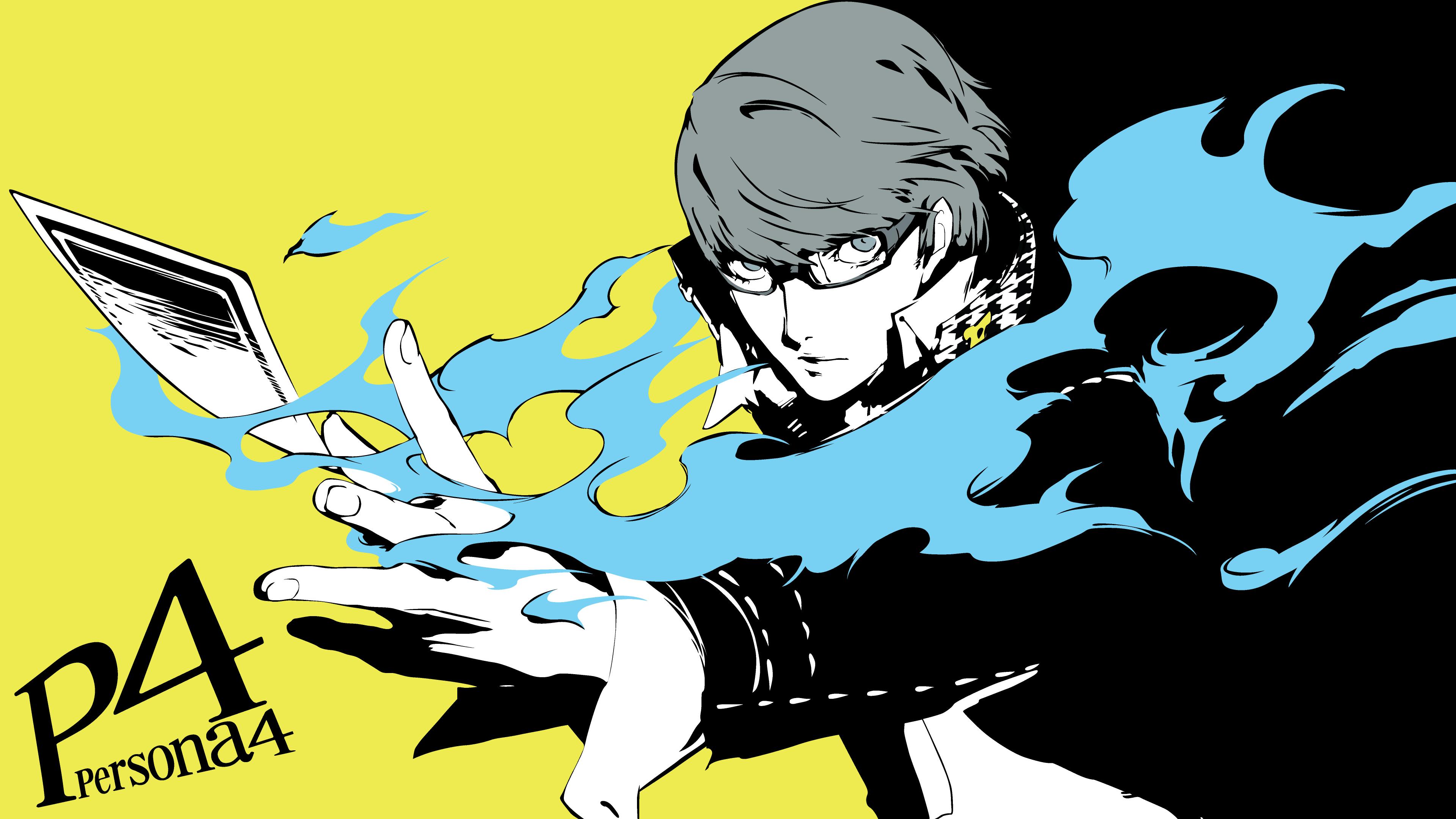 Yu Narukami 4k Ultra HD Wallpaper Background Image 3840x2160 3840x2160