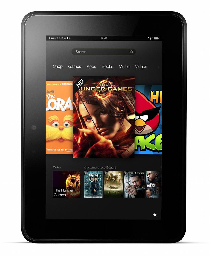 Kindle Fire HD Kindle Fire HD and Kindle Fire Droid Life 820x1000