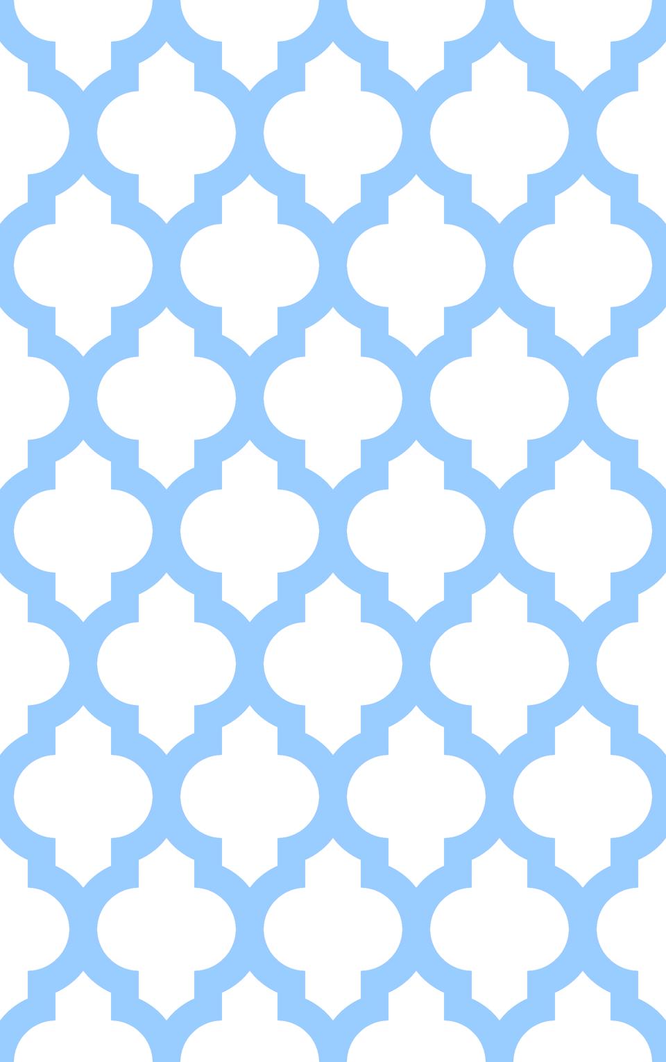 Blue Lattice Wallpaper Wallpapersafari